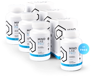 The Best Supplement for Brain Function and Memory - Mind Lab Pro - Bulk Purchase